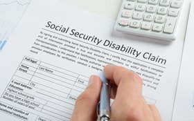 Social Security Disability photo